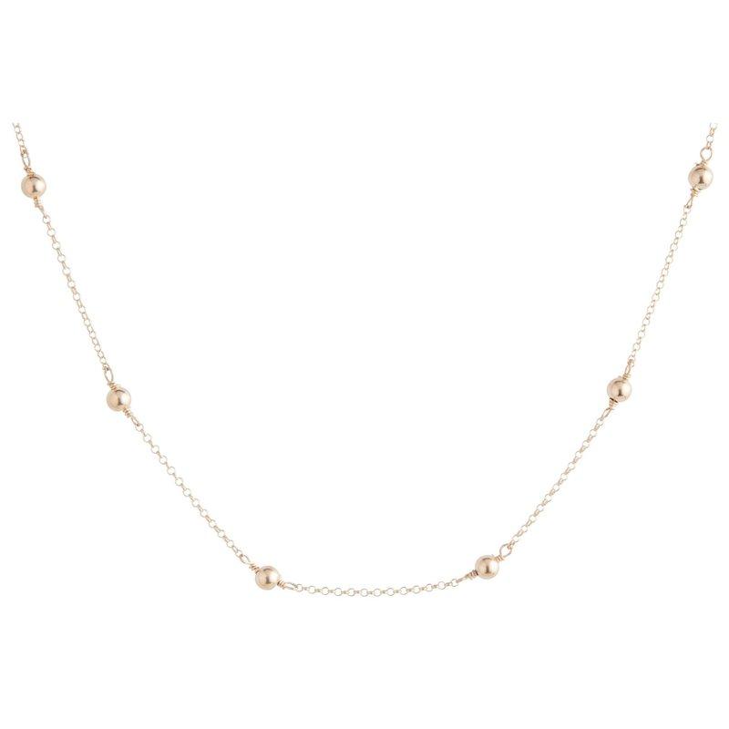 ENewton Design Simplicity Choker Chain in Gold