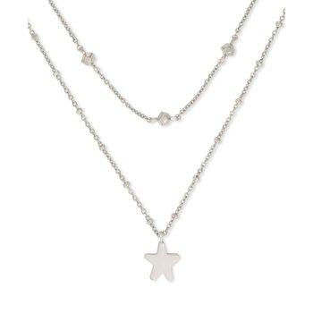 Jae Star Multi Strand in Silver