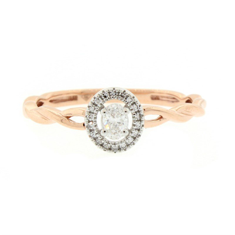 Kelley Collection  Engagement Ring