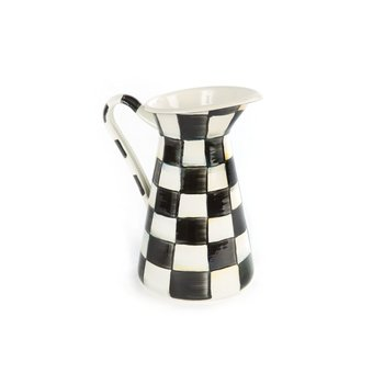 Courtly Check Practical Pitcher - Medium