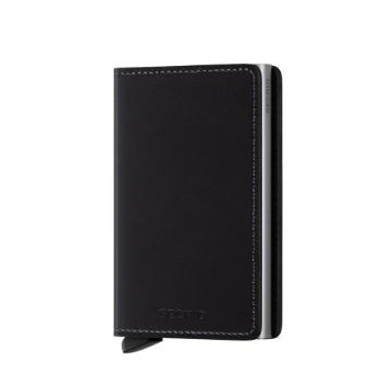 Slimwallet in Original Black