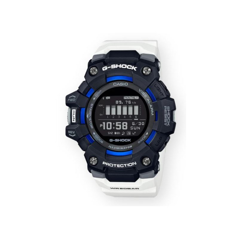 G-Shock G-Shock Move in Blue & White