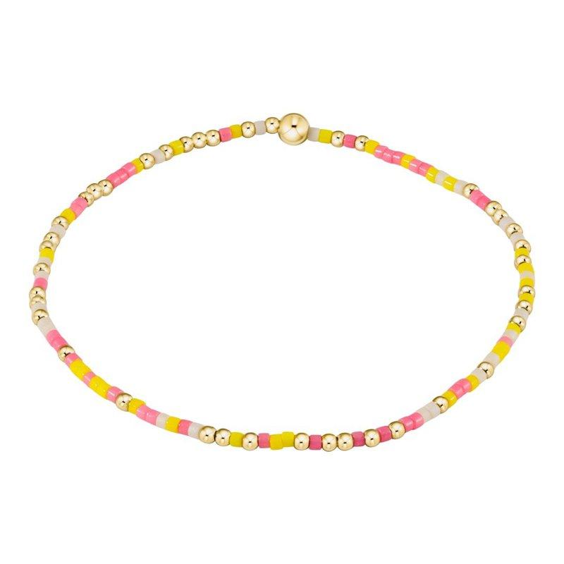 ENewton Design Hope Unwritten Bracelet - Pink Lemonade