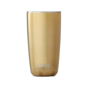 18oz Yellow Gold Tumbler