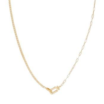 Dylan Link Necklace