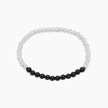 Power Gemstone Aura Bracelet for Protection
