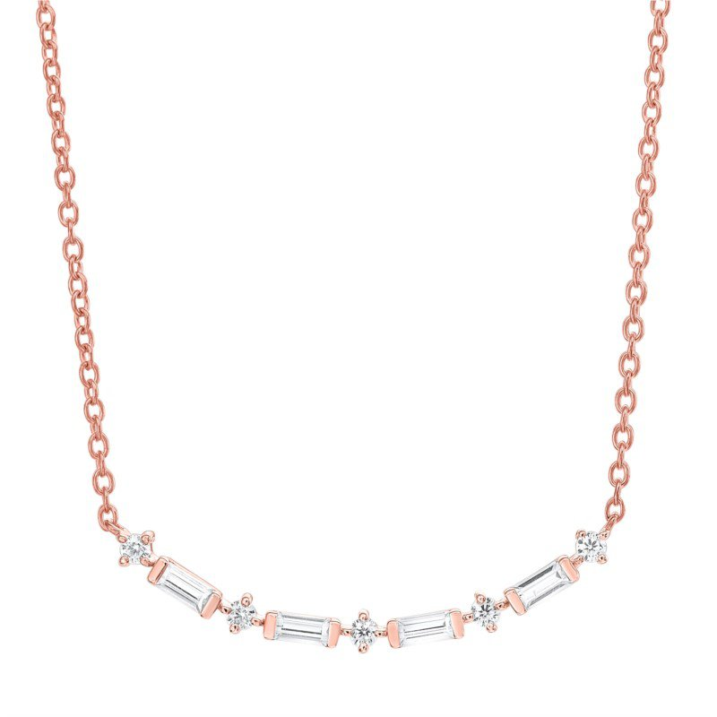 Kelley Collection  Diamond Necklace