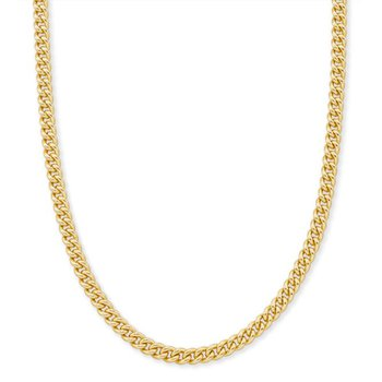 Ace Chain in Gold