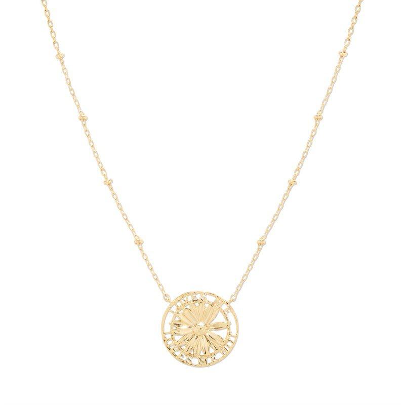 Gorjana Loves Me Necklace