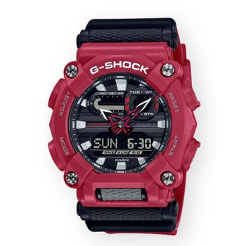 G-Shock Analog/Digital in Red Resin
