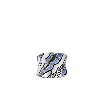 Lahar Collection Saddle Ring