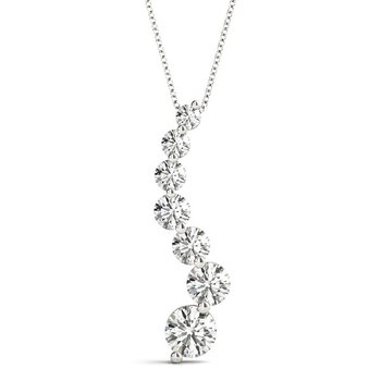 Diamond Journey Pendant