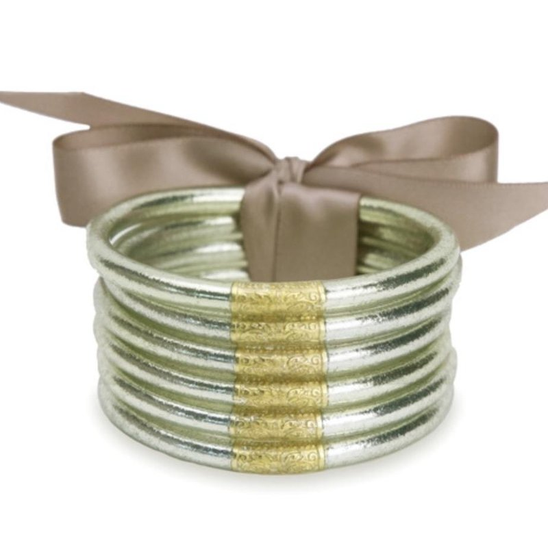BuDhaGirl Lumiere All Weather Bangles in Small