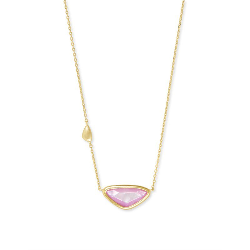 Kendra Scott Margot in Lilac Mother of Pearl