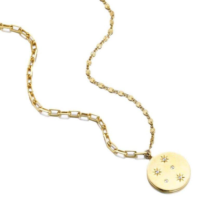 Ela Rae Jewelry, LLC Multi Starburst Disc Single Strand