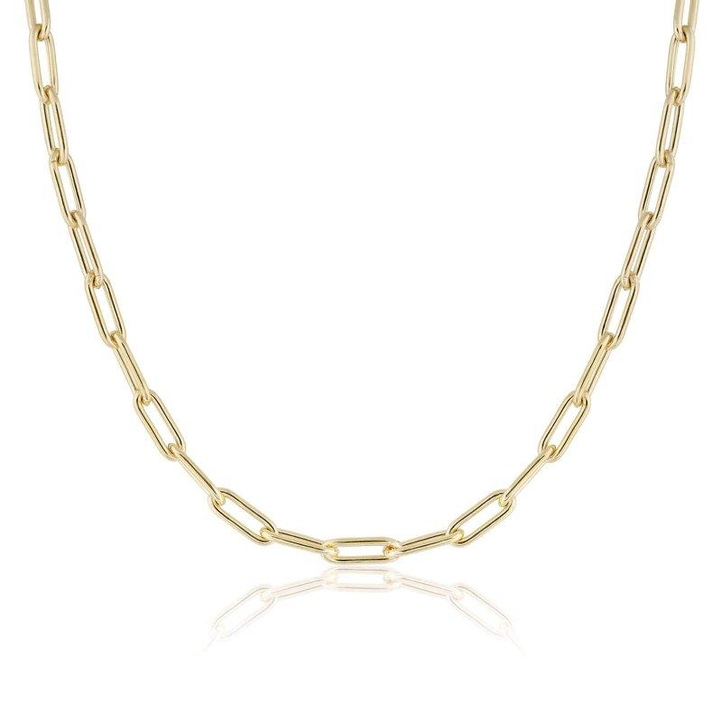 Ela Rae Jewelry, LLC Heavy Rectangle Chain