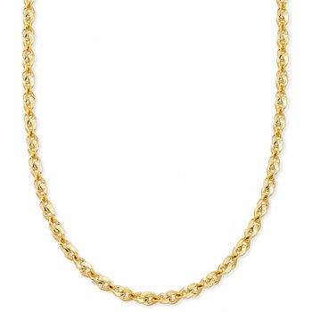 Carver Chain in Gold