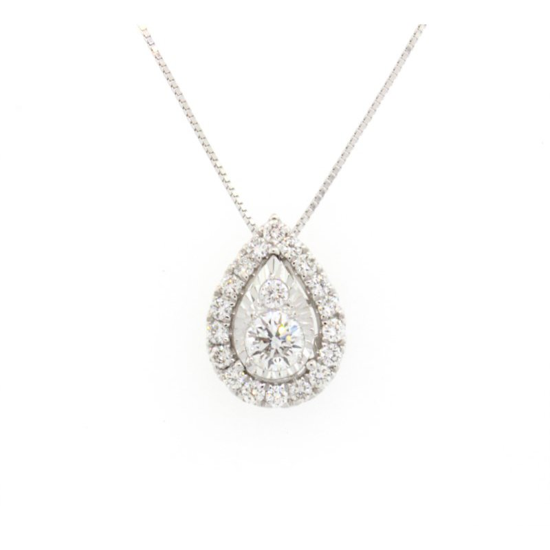 Kelley Collection  Diamond Pendant
