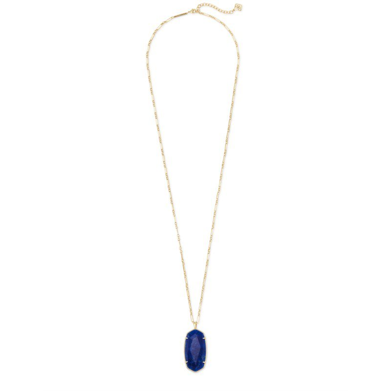 Kendra Scott Faceted Reid in Cobalt Howlite