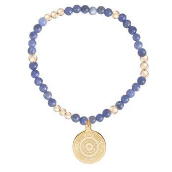 Worthy Pattern Bead Bracelet