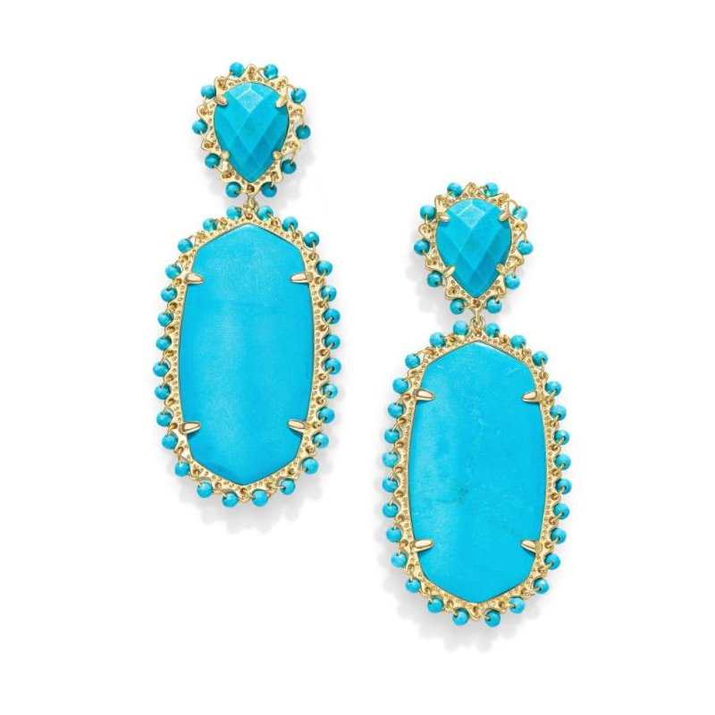 Kendra Scott Parsons in Turquoise