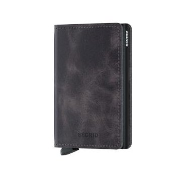 Slimwallet in Vintage Grey-Black