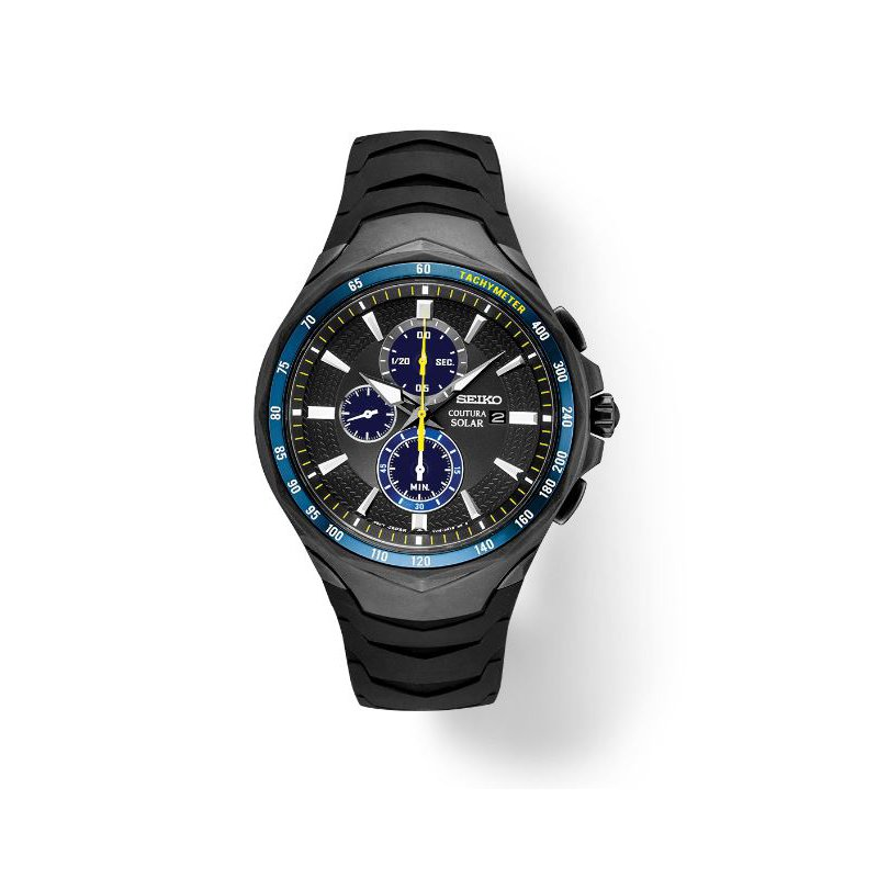 Seiko Coutura Jimmie Johnson Special Edition Watch