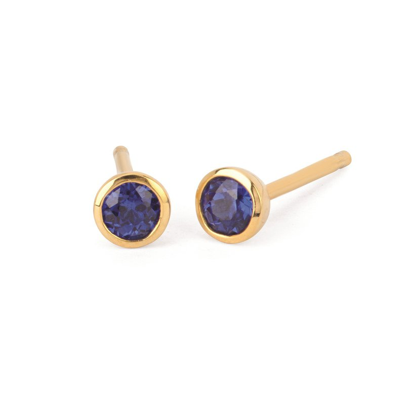 Kelley Collection  Sapphire Studs
