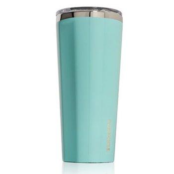 24oz Tumbler Gloss Turquoise