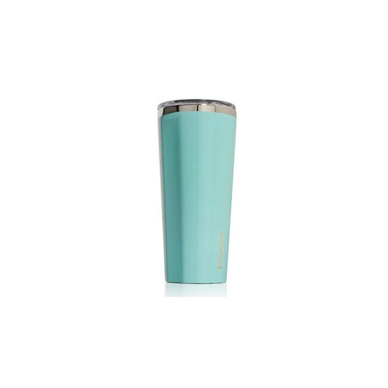 Corkcicle 24oz Tumbler Gloss Turquoise