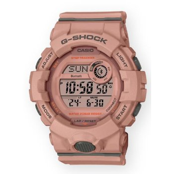 Power Trainer Sports Watch in Pink Resin