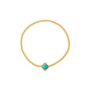 Mallory in Variegated Turquoise