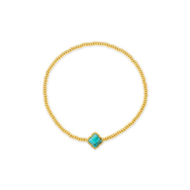 Kendra Scott Mallory in Variegated Turquoise