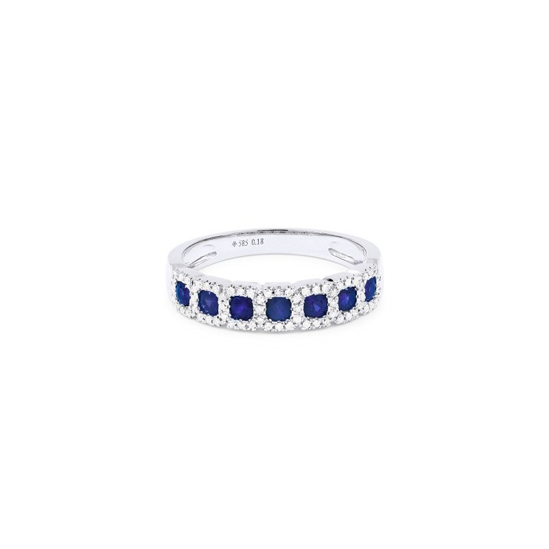 Kelley Collection  Sapphire & Diamond Ring