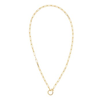 Parker Necklace in Gold