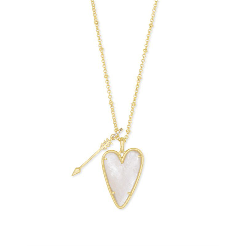 Kendra Scott Ansley in Ivory Mother of Pearl