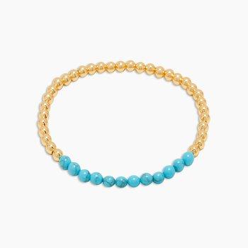 Aura Bracelet in Turquoise
