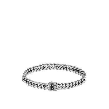 Classic Chain Curb Link Bracelet