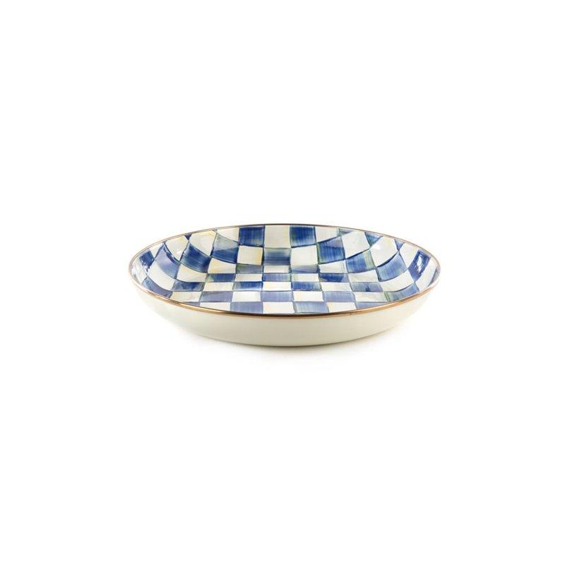 MacKenzie-Childs Royal Check Abundant Bowl
