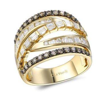 Chocolatier® Diamond Ring