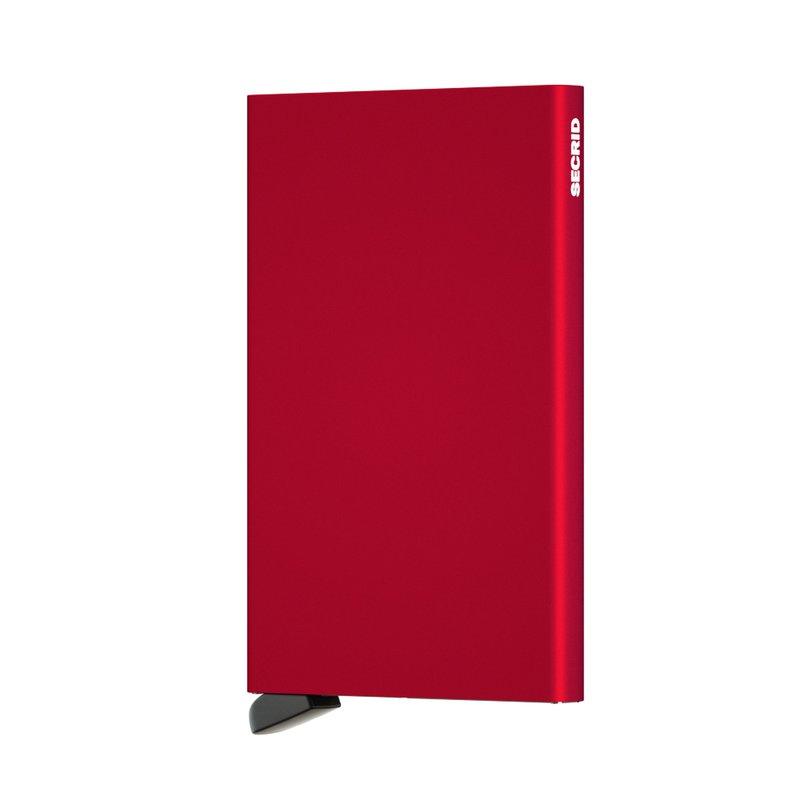 Secrid B.V. Cardprotector in Red