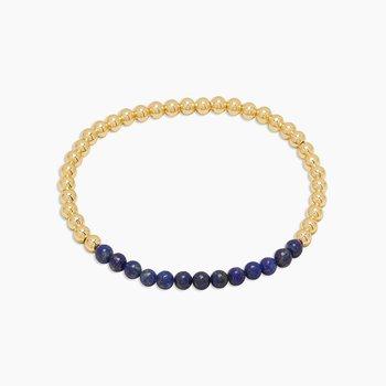 Power Gemstone Aura Bracelet for Wisdom