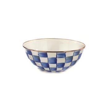 Royal Check Everyday Bowl - Medium