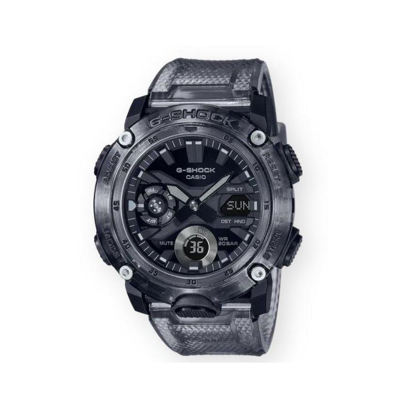 G-Shock Transparent Pack Series in Black