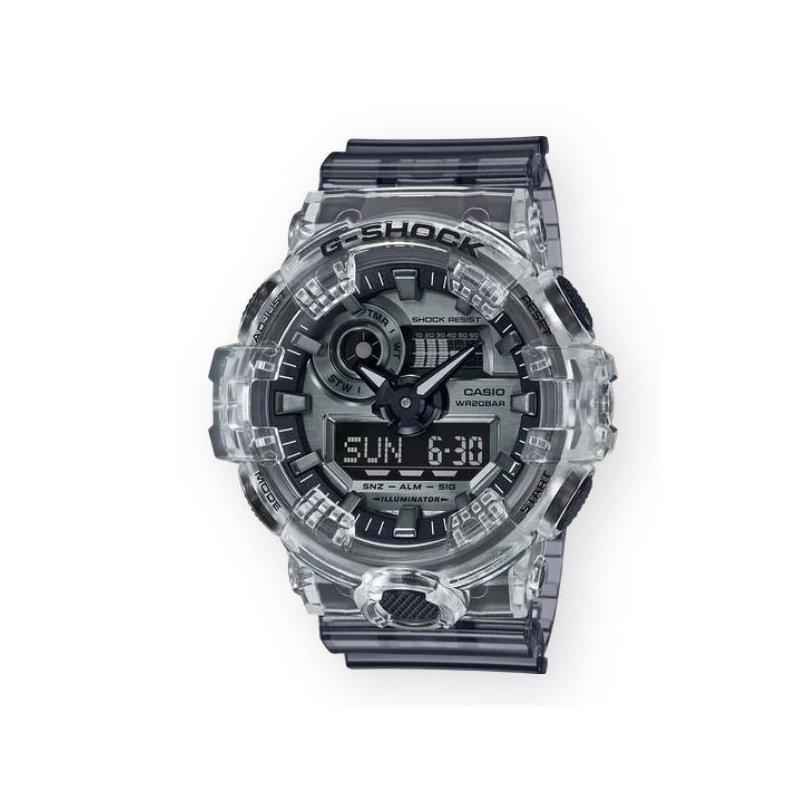 G-Shock Semi-Transparent Analog-Digital