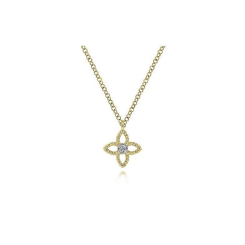 Gabriel NY Fine Jewelry Diamond Pendant