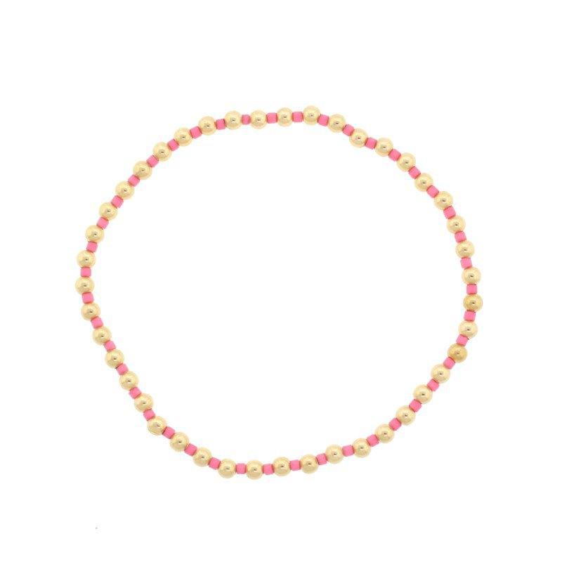 ENewton Design Hope Grateful Pattern Bracelet - Pink