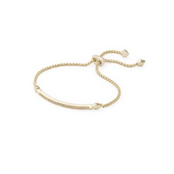 Ott Bracelet in Gold Metal