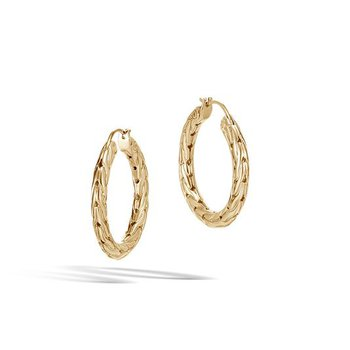 Classic Chain Extra Small Hoop Earring