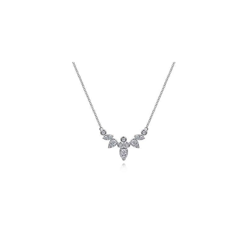 Gabriel NY Fine Jewelry Diamond Necklace